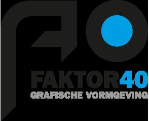 Faktor40 - Grafische Vormgeving